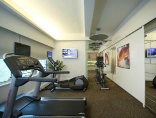 アイクラブ ワン チャイ ホテル 香港 - フィットネス ルーム