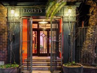 Regents Court Apartments Sydney - Entrance
