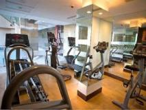 The Regenza By Tunga Hotel: fitness room