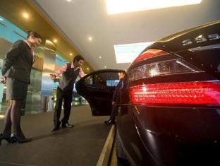 Pullman Kuching Hotel Kuching - Entré