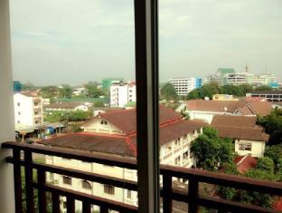 Sabaidee@Lao Hotel Vientiane В'єнтьян - Вид