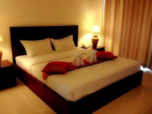 Sabaidee@Lao Hotel Vientiane В'єнтьян - Вітальня