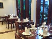 Sabaidee@Lao Hotel: restaurant