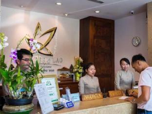 Sabaidee@Lao Hotel Vientiane В'єнтьян - Рецепція