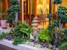 Sabaidee@Lao Hotel: garden