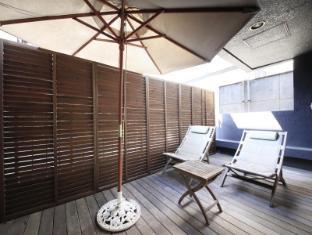 Centurion Hotel Residential Akasaka Tokyo - Balcony/Terrace