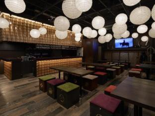 Centurion Hotel Residential Akasaka Tokyo - cabin tower lounge