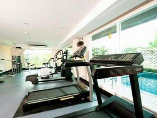 Convenient Grand Hotel Bangkok - Bilik Fitness