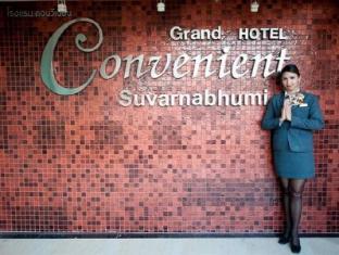 Convenient Grand Hotel Bangkok - Bahagian Luar Hotel