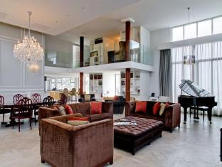 Pepperclub Hotel and Spa Cape Town - Lobby