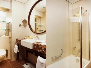 Aquamarine Hotel Moscow - Bathroom