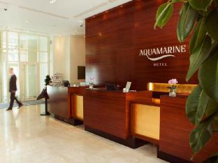 Aquamarine Hotel Moscow - Reception