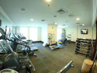 Grand Regal Hotel Doha - Fitness Room