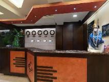 Executive Enclave Hotel: reception