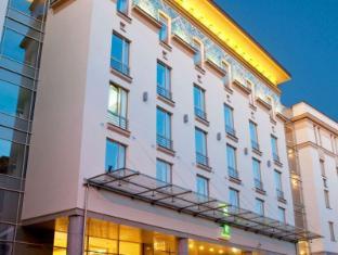 Holiday Inn Moscow Simonovsky Moscow - Exterior