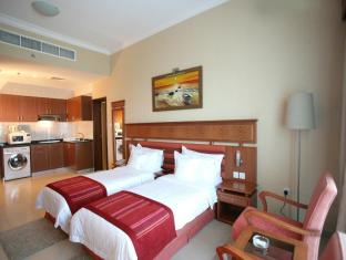 Winchester Hotel Apartments Dubai - Executive Studio - Twin Beds