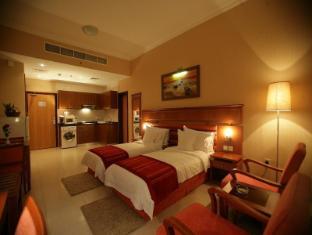 Winchester Hotel Apartments Dubai - Executive Studio - Twin Beds