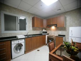 Winchester Hotel Apartments Dubai - 2 Bedroom Apartment