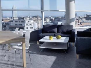 Residencia Melon District Marina Barcelona - Balcony/Terrace