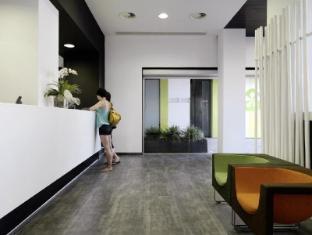 Residencia Melon District Marina Barcelona - Lobby