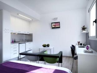 Residencia Melon District Marina Barcelona - Guest Room
