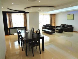 Number One Tower Suites Hotel Dubai - Bilik Tetamu