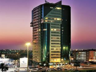 Number One Tower Suites Hotel Dubai - Bahagian Luar Hotel