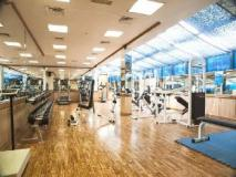 High End 2 Hotel Apartments LLC: fitness room