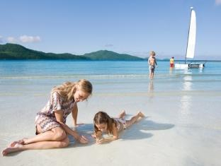 Hamilton Island Palm Bungalows Whitsunday Islands - Family Fun on Catseye Beach