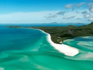 Hamilton Island Palm Bungalows Whitsunday Islands - Whitehaven Beach