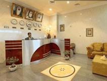 Palmland Hotel Suites: reception