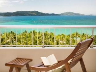Hamilton Island Reef View Hotel Whitsunday Islands - Coral Sea View Room