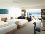 Cameră Coral cu vedere spre mare