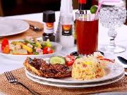 Meals at Virgin Beach Resort