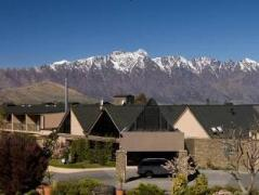 Tanoa Aspen Hotel Queenstown | New Zealand Budget Hotels