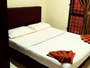 KK-Suites Residence @ Marina Court Resort Condominium Kota Kinabalu - Penthouse Bedroom