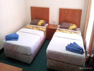 KK-Suites Residence @ Marina Court Resort Condominium Kota Kinabalu - Bedroom