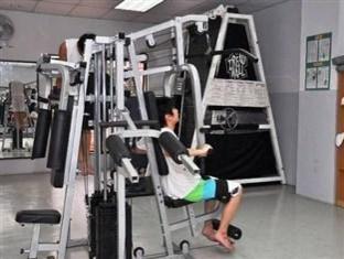 KK-Suites Residence @ Marina Court Resort Condominium Kota Kinabalu - Fitness Room