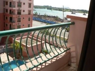 KK-Suites Residence @ Marina Court Resort Condominium Kota Kinabalu - Balcony/Terrace