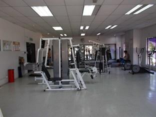 KK-Suites Residence @ Marina Court Resort Condominium Kota Kinabalu - Gym