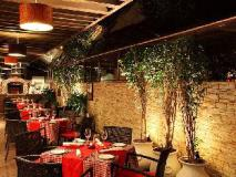 Hotel Yogi Executive: restaurant