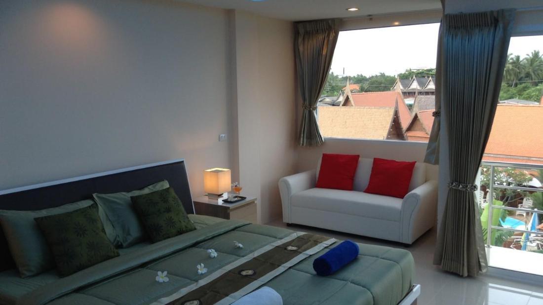 シバライ プレイス バンコクと同グレードのホテル3