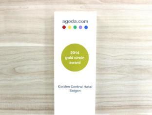 Golden Central Hotel Saigon Ho Chi Minh City - Agoda Gold Circle Award 2014