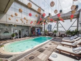 Golden Central Hotel Saigon Ho Chi Minh City - Fitness Room