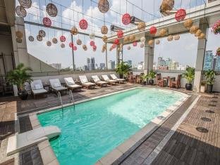 Golden Central Hotel Saigon Ho Chi Minh City - Swimming Pool