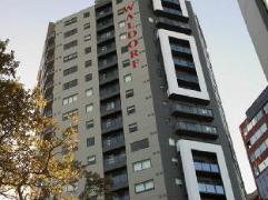 St Martins Waldorf Apartments   New Zealand Budget Hotels
