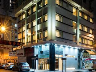 팝 호텔 홍콩 - 호텔 외부구조