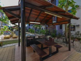 Southern Cross Atrium Apartments Cairns - Guest Barbecue