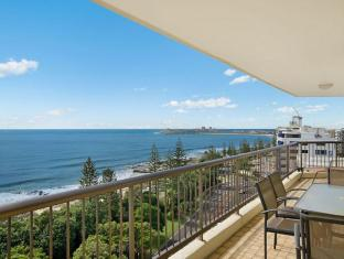 Seaview Resort Mooloolaba Sunshine Coast - Balcony/Terrace