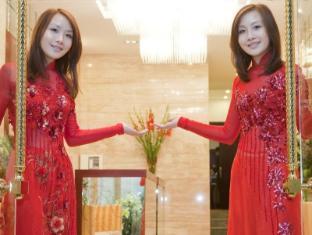 Twins Hotel Hanoi - Entrance